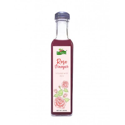 Dr. Patkar's Rose Vinegar Infused with ACV 250ml.