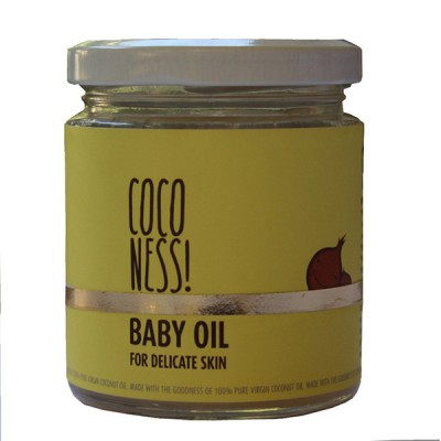Coconess 100% Natural Baby Oil 160 ML