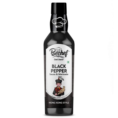 Bechef Black Pepper Sauces