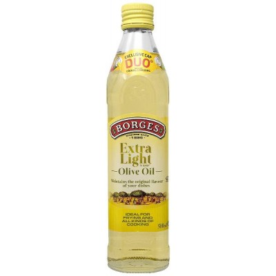 Borges Olive Oil-Extra Light in Taste, 500ml