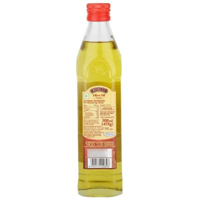 Borges Classic Olive Oil Glass, 500ml