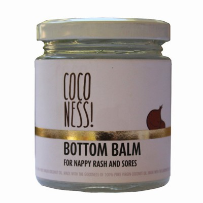Coconess Bottom Balm, 100% Natural, Soothing