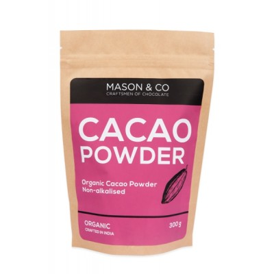 Mason & Co - Cacao Powder 300 gm