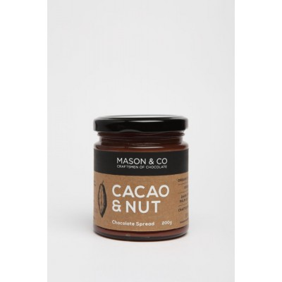 Mason & Co. Cacao & Nut Chocolate Spread, 200g