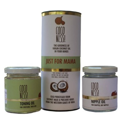 Coconess: Just for Mama Gift Pack