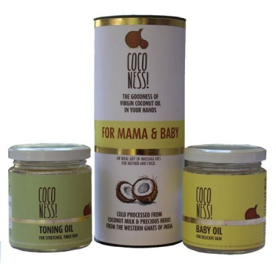 Coconess Mama Baby combo pack