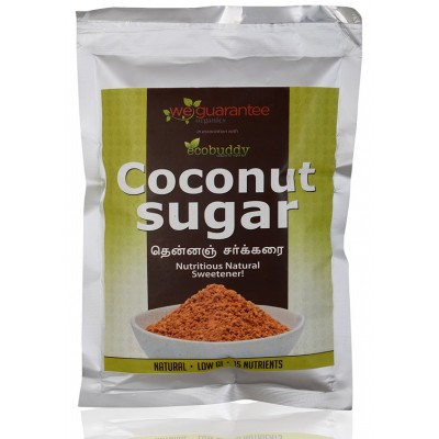 Weguarantee Organics Natural Coconut Sugar (250 gm)
