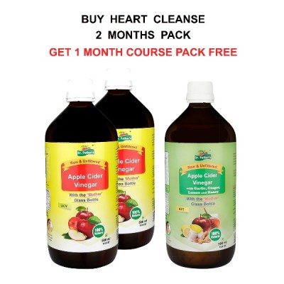 Heart Cleanse 5 + 1 Offer