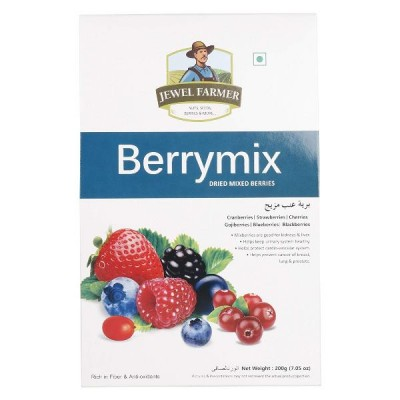 Jewel Farmer Berry Mix 200 Gm