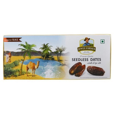 Jewel Framer Seedless Dates 400Gm