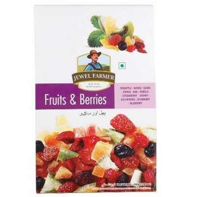 Jewel Farmer Fruits & Berries 200 Gm