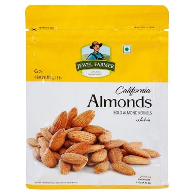 Jewel Farmer Almonds (250 g)