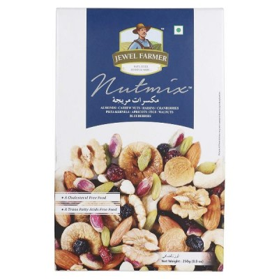 Jewel Farmer Nut Mix 250 Gram