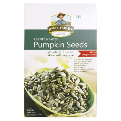 Jewel Farmer Pumpkin Seeds 220gm