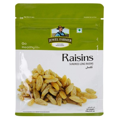 Jewel Farmer Raisins ( 250 g)