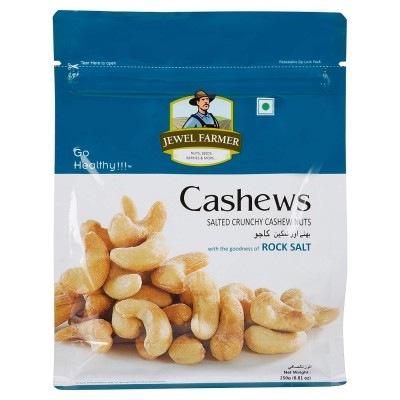 Jewel Farmer Roasted cashewnuts ( 250 g )