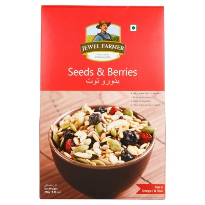 Jewel Farmer Seeds and Berries 250Gm