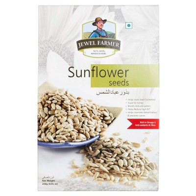 Jewel Farmer Sunflower Seed 250g