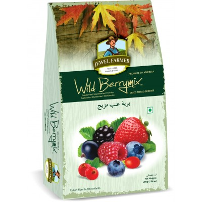 Jewel Farmer Wild Berrymix 200 gm