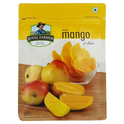 Jewel Farmer Real Dried Mango 250 Gm