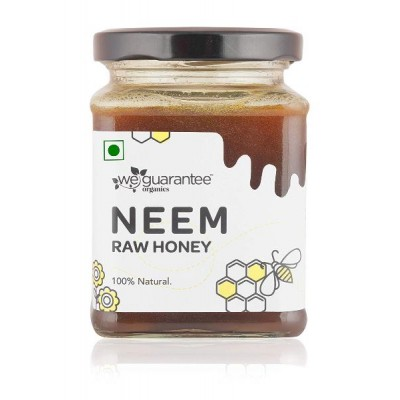 Weguarantee Organics - Neem Raw Honey (300 gm)