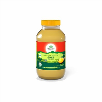 Organic India Ghee 450 ml Pack
