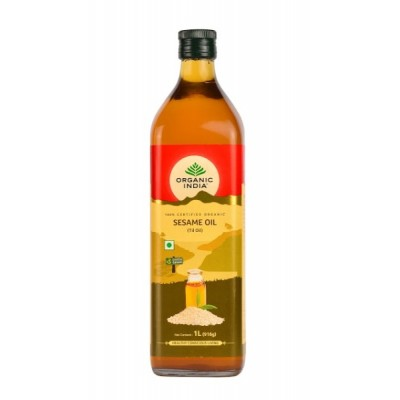 Organic India Sesame Oil 1 Litre
