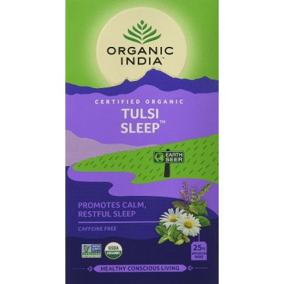 Organic India Tulsi Sleep 18 Tea Bags