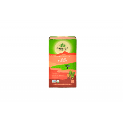 Organic India Tulsi Tummy- 25 Tea Bags