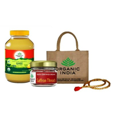 Organic India Festival Gift Pack
