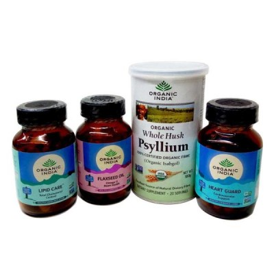 Organic India Healthy Heart Pack