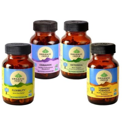 Organic India Joint Pain Relief Pack