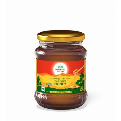 Organic India  - Organic Honey Wild Forest 250 gm