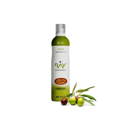 Ray Cooking Spray Oil - Refined Olive Oil 200 ml (Also Combo Packs Available)