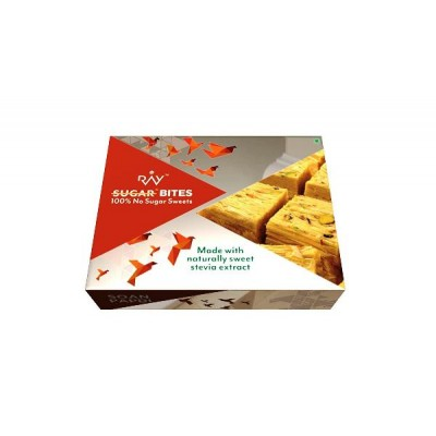 Ray Soan Papdi - 100% Sugar Free Sweets (250 gm) Ideal for Diabetics