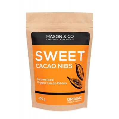 Mason & Co - Sweet Nibs 300 gm