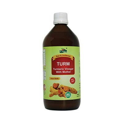 Dr. Patkar's Turmeric Vinegar With Mother 500 ml