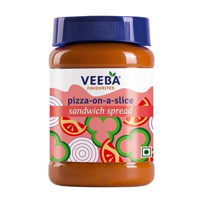 Veeba Pizza On A Slice-Sandwich Spread ,310g
