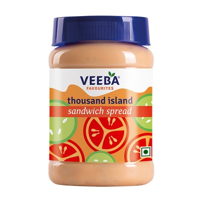 Veeba Thousand Island Sandwich Spread ,280g