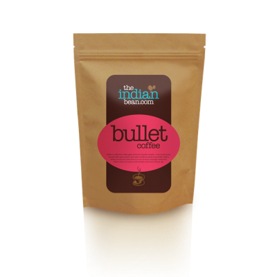 The Indian Bean - Bullet Coarse Coffee, 250g