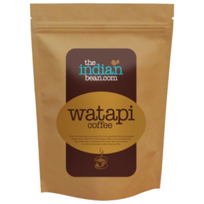 The Indian Bean Watapi Beans Coffee, 250g